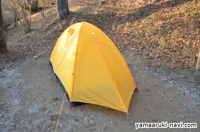 金剛山キャンプ場 持ち込みテントサイト(1区画)グランド式 15ヶ所