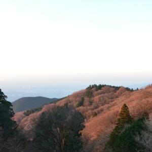 金剛山山頂広場