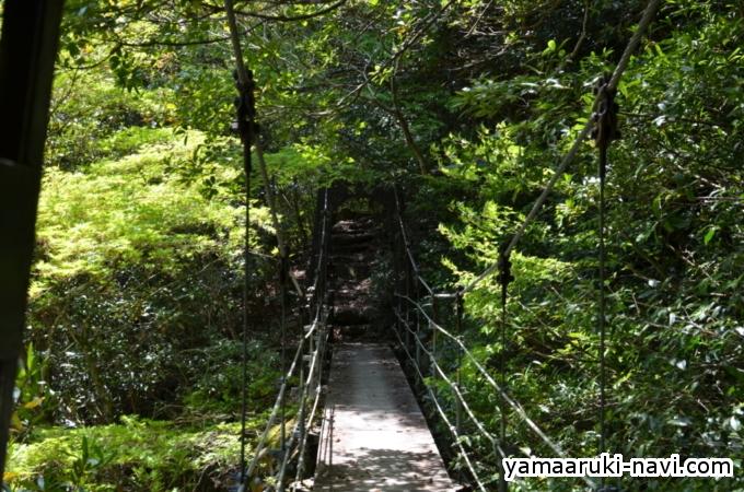 大日嵓吊橋
