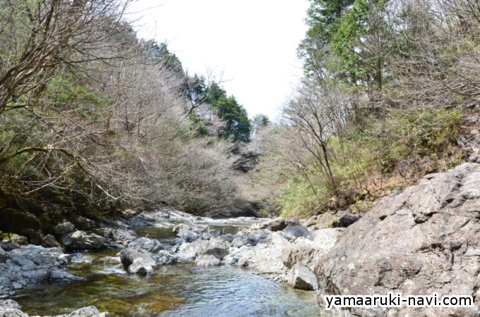大台ケ原 シオカラ谷