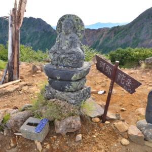 八ヶ岳 阿弥陀岳