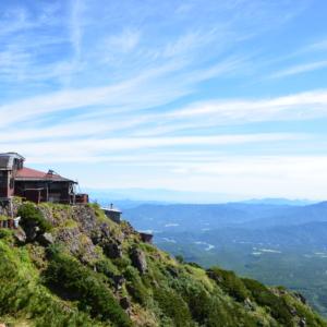 八ヶ岳 赤岳山頂