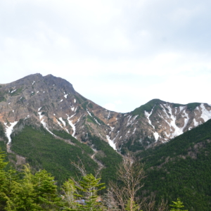 南八ヶ岳 中山展望台