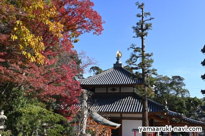 中山寺 太師堂