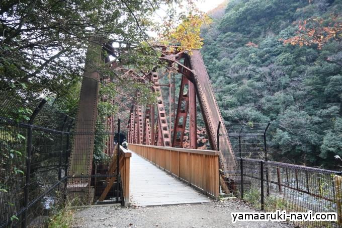 1つ目の橋梁「第2武庫川橋梁」