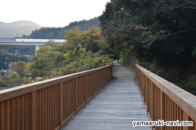 3つ目の橋梁「名塩川橋梁」