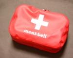 モンベル(mont bell) ファーストエイドバッグ
