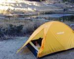 比良山系八雲ヶ原 初めてのテント泊は大変でした。(1日目)
