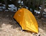 テント泊にチャレンジしたくて登山向け軽量テントステラリッジ テント2を購入しました。