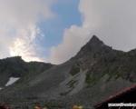 槍ヶ岳 8月の上高地から一泊二日のテント泊で歩いてきました。上高地から殺生ヒュッテへ(1日目)